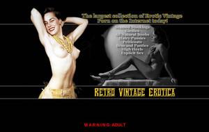 Visit Retro Vintage Erotica