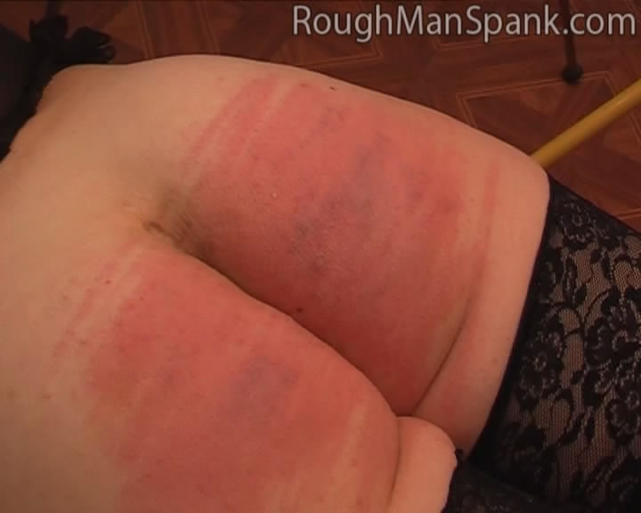 her sexy naked spanked ass