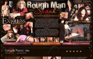 Visit Rough Man Spank