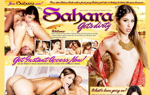 Visit Sahara Gets Dirty