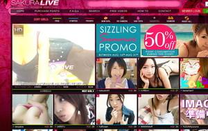 Visit Sakura Live