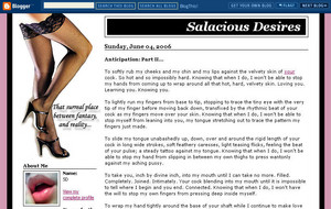Visit Salacious Desires