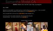 Visit Samantha Model