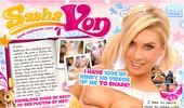 Visit Sasha Von