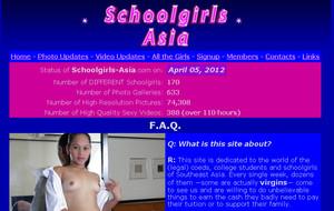 Visit Schoolgirls Asia
