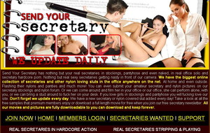 Visit Send Your Secretary