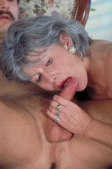 Sexy fucking slut sucks cock