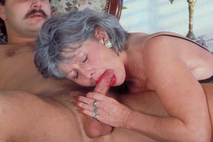 фото ебли пожилых