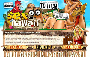 Visit Sex on Hawaii