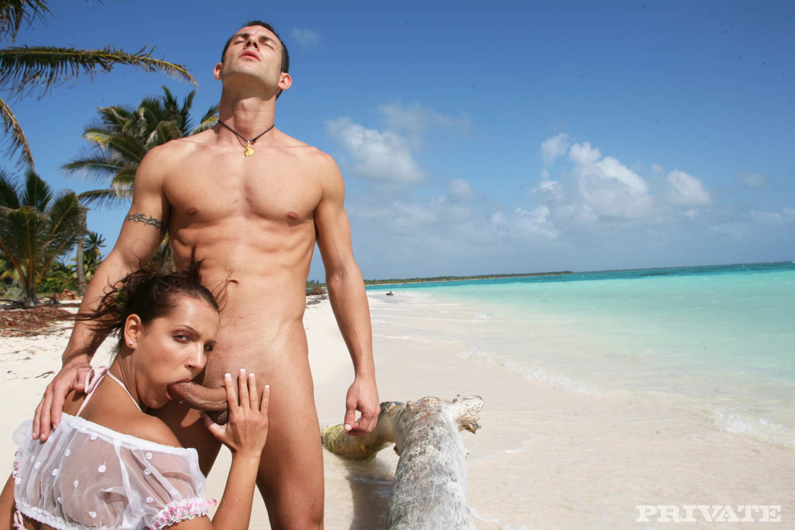 sex on the beach porn