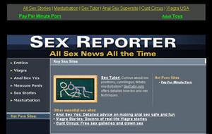 Visit Sex Reporter