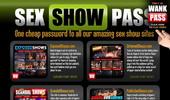 Visit Sex Show Pass