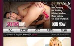 Visit Sex Toys HDV