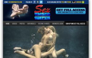 Visit Sex Underwater