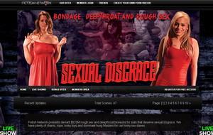 Visit Sexual Disgrace