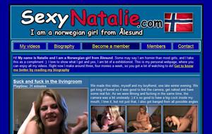 Visit Sexy Natalie
