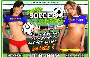Visit Sexy Soccer Panties