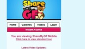 Visit Share My GF Mobile
