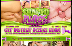Visit Shaved Bimbos