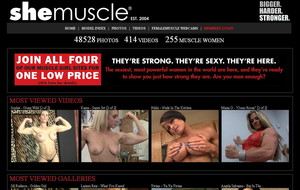 Visit She Muscle