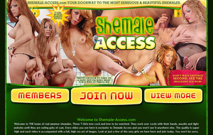 Visit Shemale Access
