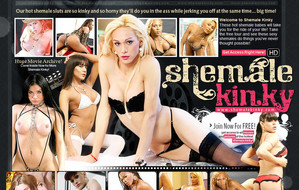 Visit Shemale Kinky