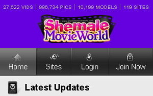 Visit Shemale Movie World Mobile