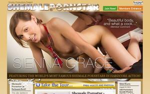 Visit Shemale Pornstar