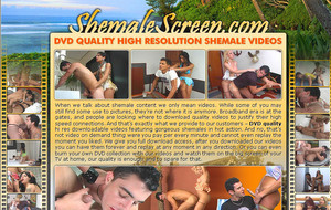 Visit Shemale Screen
