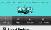 Visit Shemale Sex Zone Mobile
