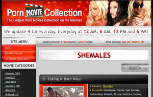 Visit Shemales Movie Collection