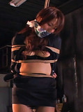 Bushy asian doll has wild bondage sex with her master and gets a cumshot