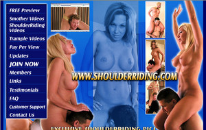 Visit Shoulder Riding
