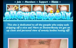 Visit Shower Booty