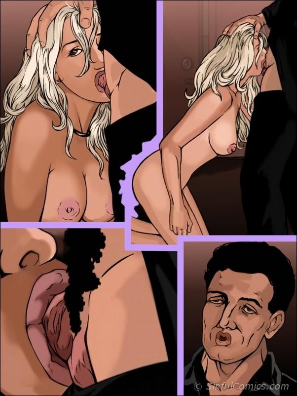 Бесплатные порно комиксы с бритни спирс