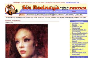 Visit Sir Rodney`s Porn Blog