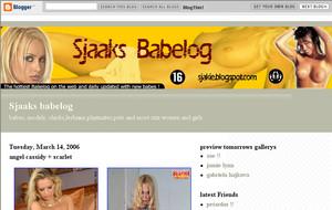 Visit Sjaaks Babelog