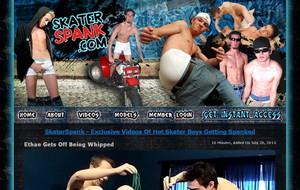 Visit Skater Spank
