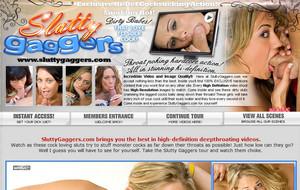 Visit Slutty Gaggers