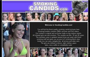 Visit Smoking Candids