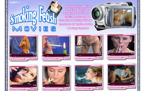 Visit Smoking Fetish Movies