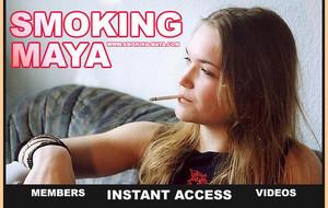Visit Smoking Maya