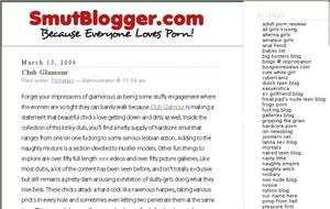 Visit Smut Blogger