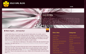 Visit Solo Girl Blog