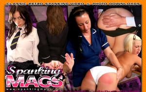 Visit Spanking Mags
