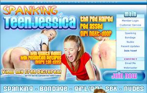 Visit Spanking Teen Jessica