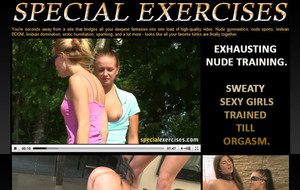 Visit Special Exercises