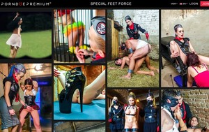 Visit Special Feet Force