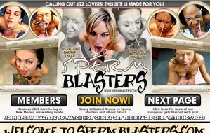 Visit Sperm Blasters