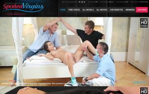 Visit Spoiled Virgins
